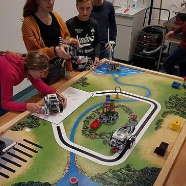 Robotik – Die Grüne Stadt